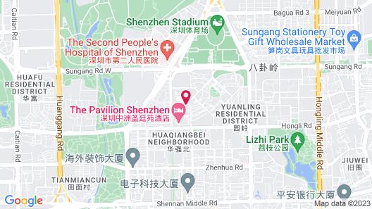 Hui Hotel Map