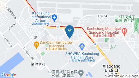 Kaohsiung International Plaza Map