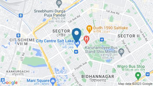 1. BF Block - Flat4day Vacation Rental Map