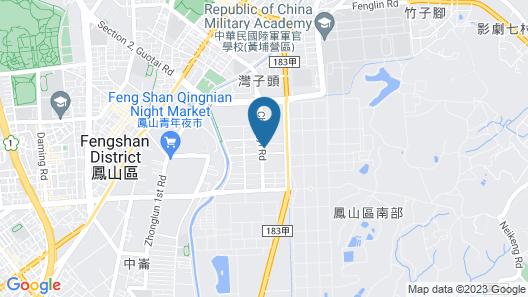 Hua Xiang Hotel - Fengshan Map
