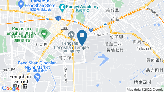 Egg Flower Soup Guesthouse Map