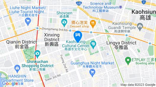 Lees Hotel Map