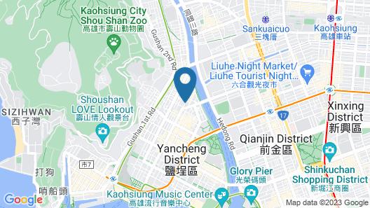 237 Hotel Map