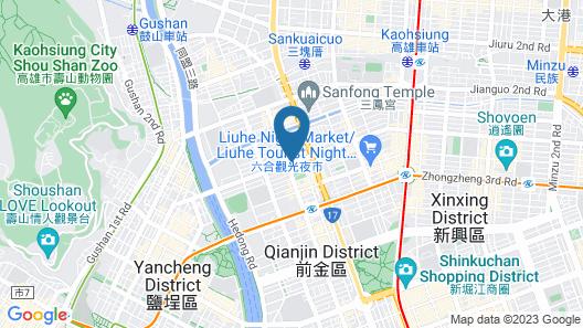 M-Hotel Map
