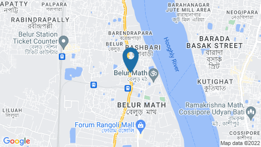 FabHotel De Sivalika Map
