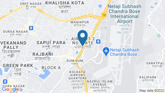 Hotel Royale Map