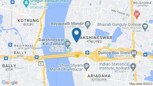 Capital O 1138 Hotel Emerald Map