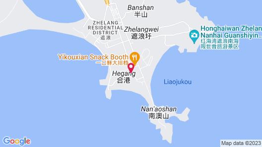 Longquan Hotel Map
