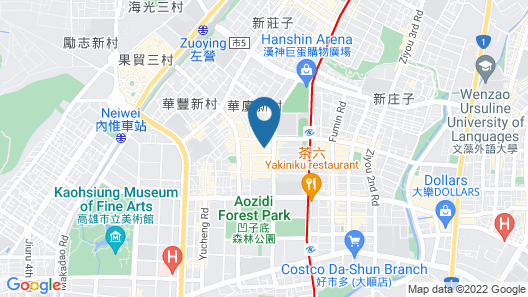 Ruifeng Arena Map