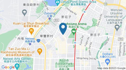 Sleepie muti-minsu center Map