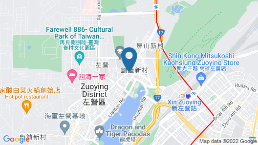 Direct Hotel Map