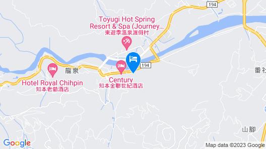 Hoya Hot Springs Resort & Spa Map
