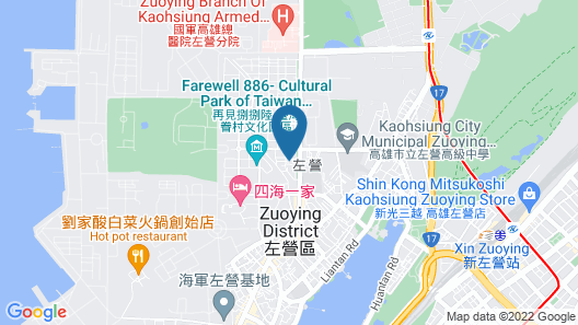 Citibnb Kaohsiung 1st  Map