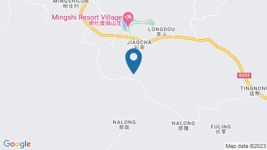 LUX Chongzuo Guangxi Resort Villas Map