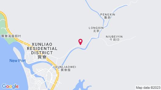 Xana Lite·huizhou Xunliaowan Map