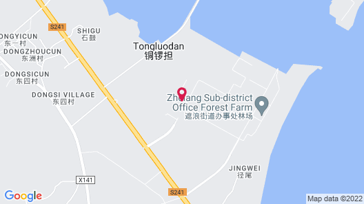 Viwo Leisure Hotel Map