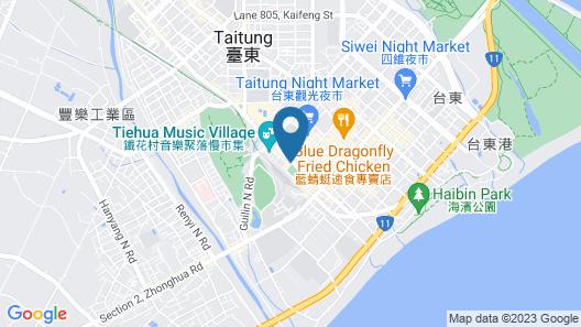 Traveller-Inn Tiehua Hotel Map