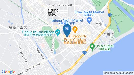 Yuan Shin Hotel Map