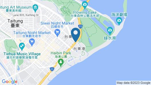 Kai Shen Starlight Hotel Map