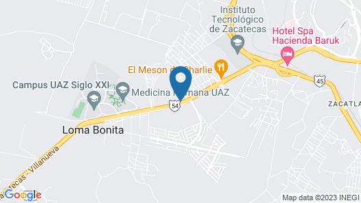 COBO'S -Le Boutique- Map