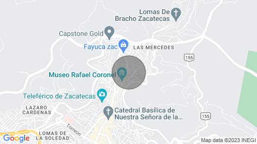Casa Isauro, Moderna, Céntrica, Recién Construida Map
