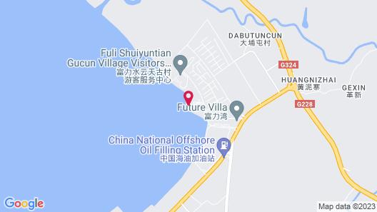 DoubleTree by Hilton Huidong Resort Map