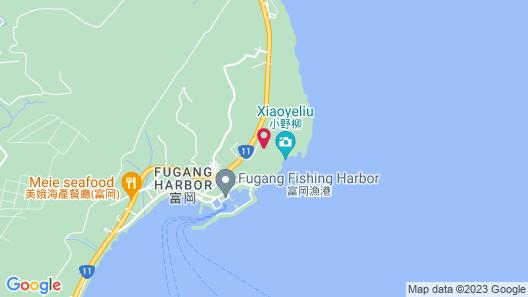 Xiaoyeliu Camping Area Map