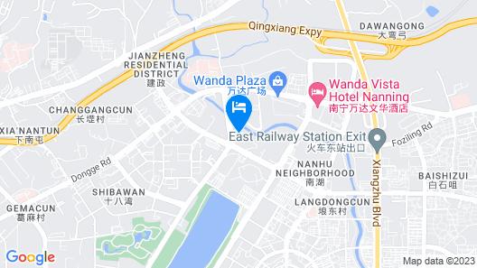 Xiang Gui International Hotel Map