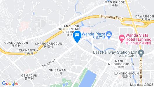 Blog Hotel Nanning Map