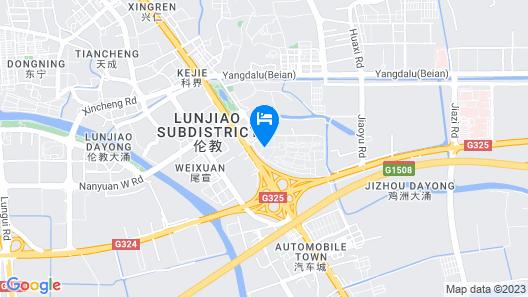 Holiday Inn Shunde, an IHG Hotel Map