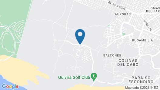 Copala Condos & Homes at Quivira Los Cabos - Vacation Rental Map