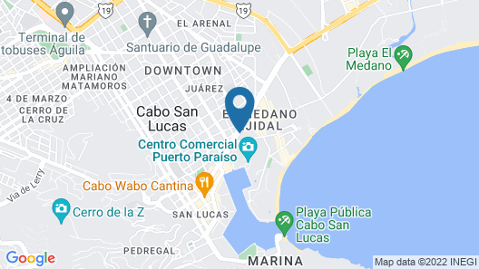 Fairfield Inn by Marriott Los Cabos Map