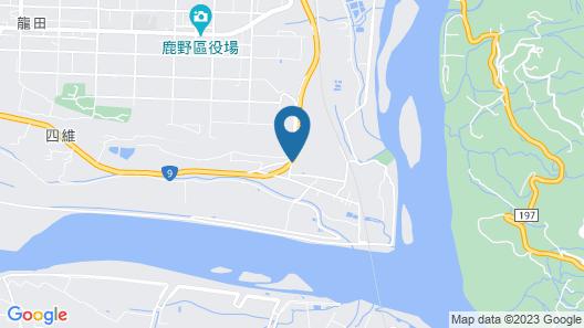 Taitung Chii Lih Resort Map
