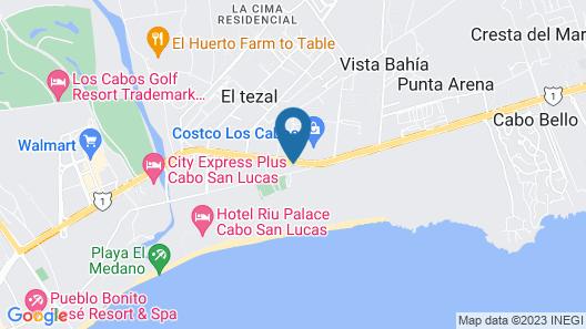 Holiday Inn Express Cabo San Lucas, an IHG Hotel Map