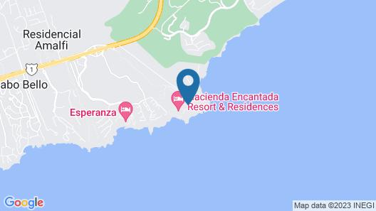 The Residences at Hacienda Encantada Map