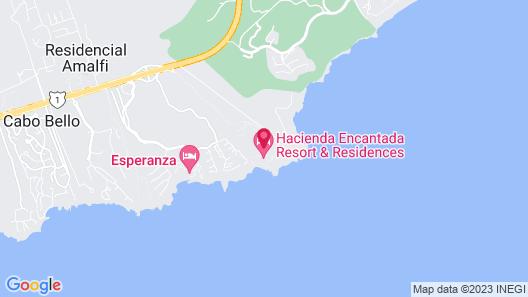 Vista Encantada Spa Resort & Residences Map