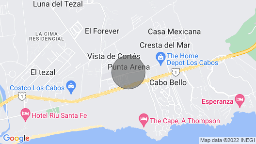 Million Dollar Ocean View- Modern Luxe House, Ideal Family Getaway Cabo! Map