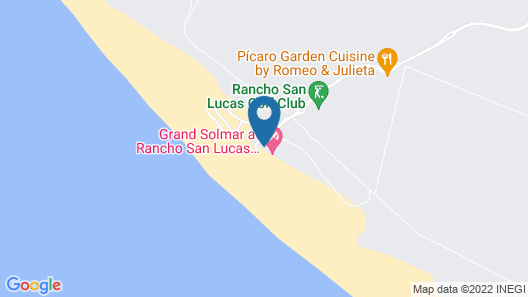 Grand Solmar The Residences at Rancho Map