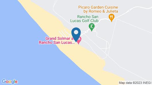 Grand Solmar at Rancho San Lucas Resort Map