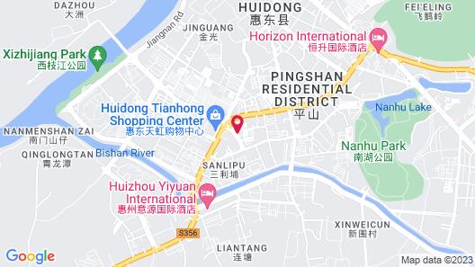 Shunyi Dongfang Hotel Map