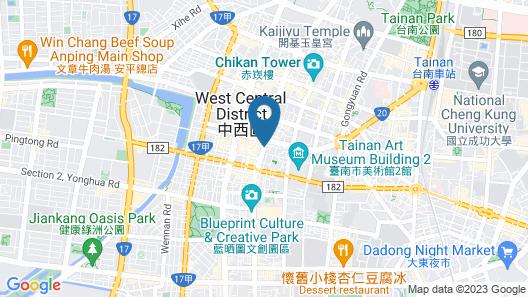 Best Hotel Map