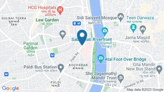 Hotel Nami Residency By Bizzgrow Hotels Map