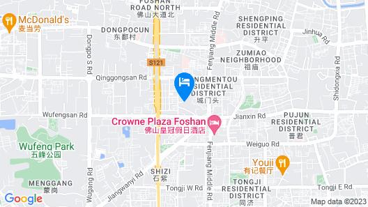 Plainvim International Boutique HOT Map