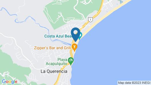 Soleado Beach & Spa Resort Map