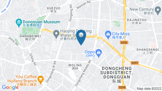 Global Business Hotel Map