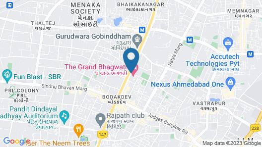The Grand Bhagwati Map