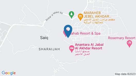 Sama Hotel Map