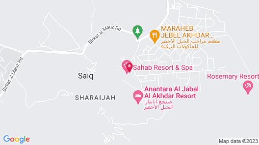 Sahab Hotel Map