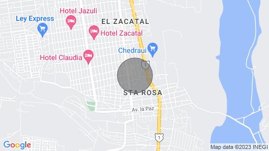 Casa San Jose 23428! Map
