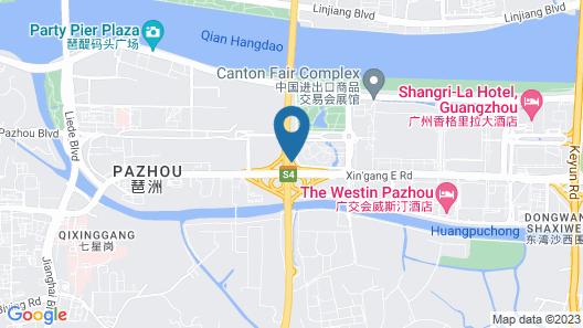 Langham Place, Guangzhou Map